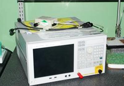 宝宫电子频谱测试