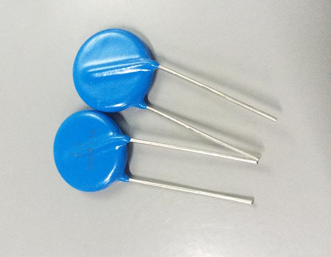 氧化锌压敏电阻MOV20D系列